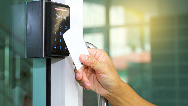 Card Access Security Systems Barrie, Collingwood, Orillia, Muskoka and area